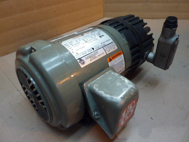Us Electrical Motors F012B | Ideal Machinery, Inc.