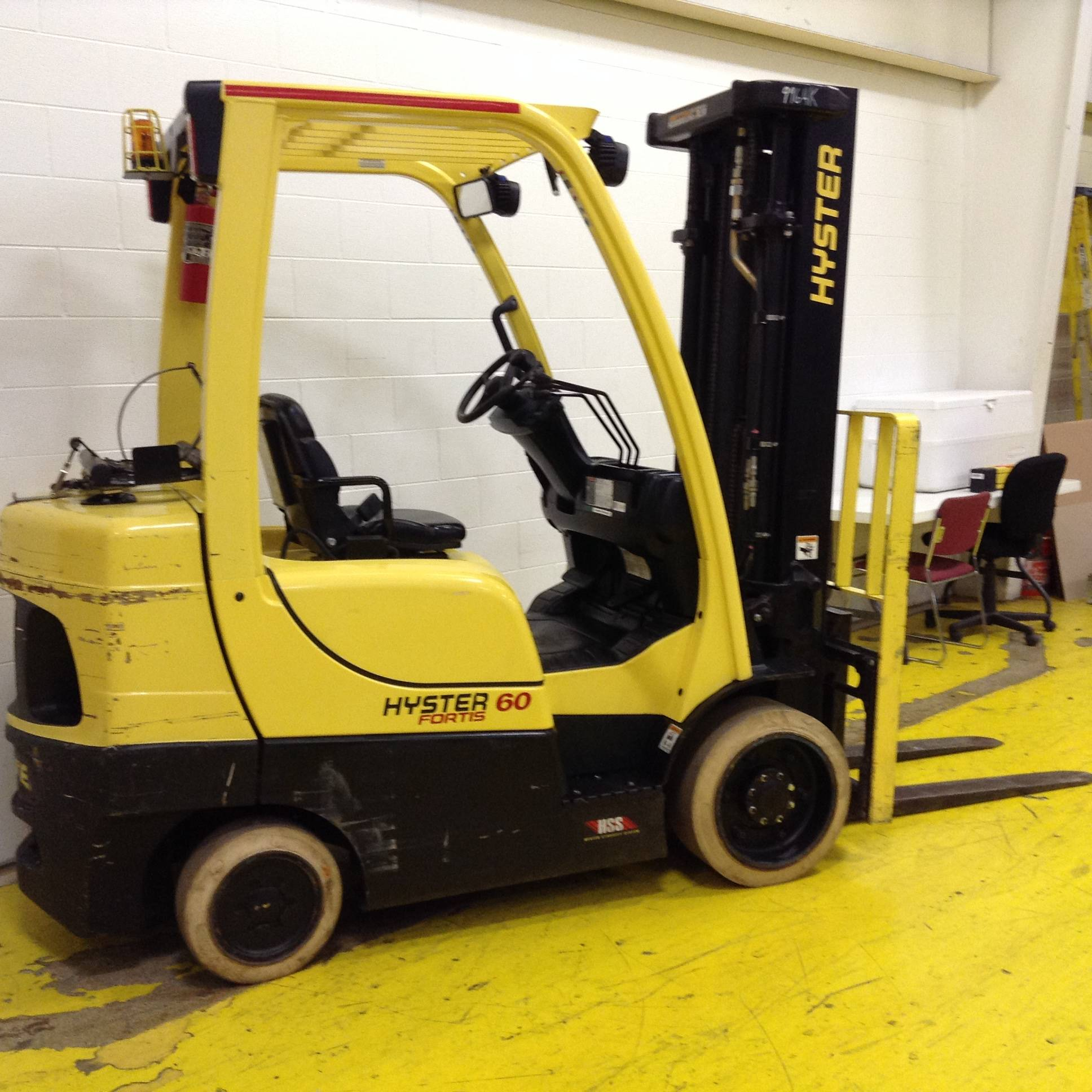 Old Hyster H80xm Forklift Wiring Diagrams. . Wiring Diagram on