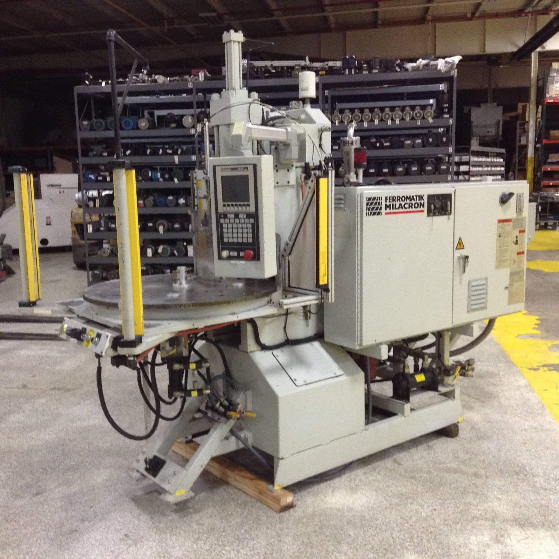 Cincinnati Milacron Vector CH40R-.73