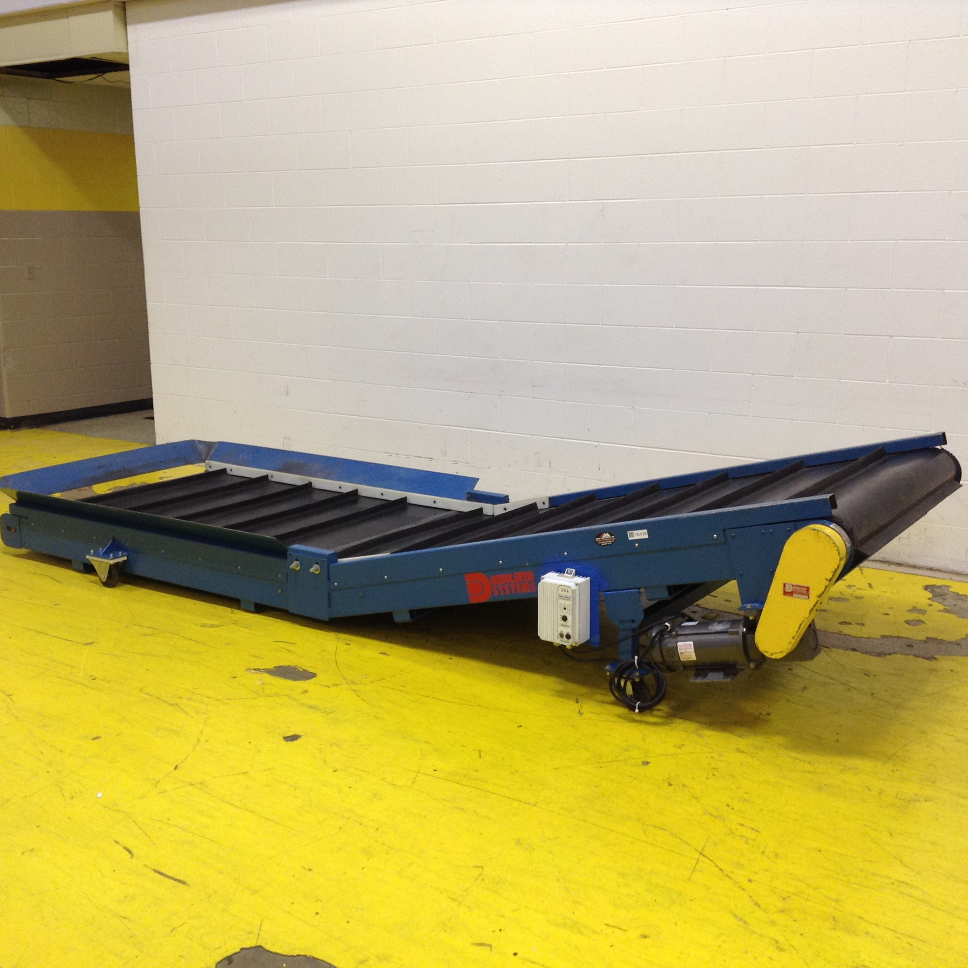 Dedicated Systems Conveyor436