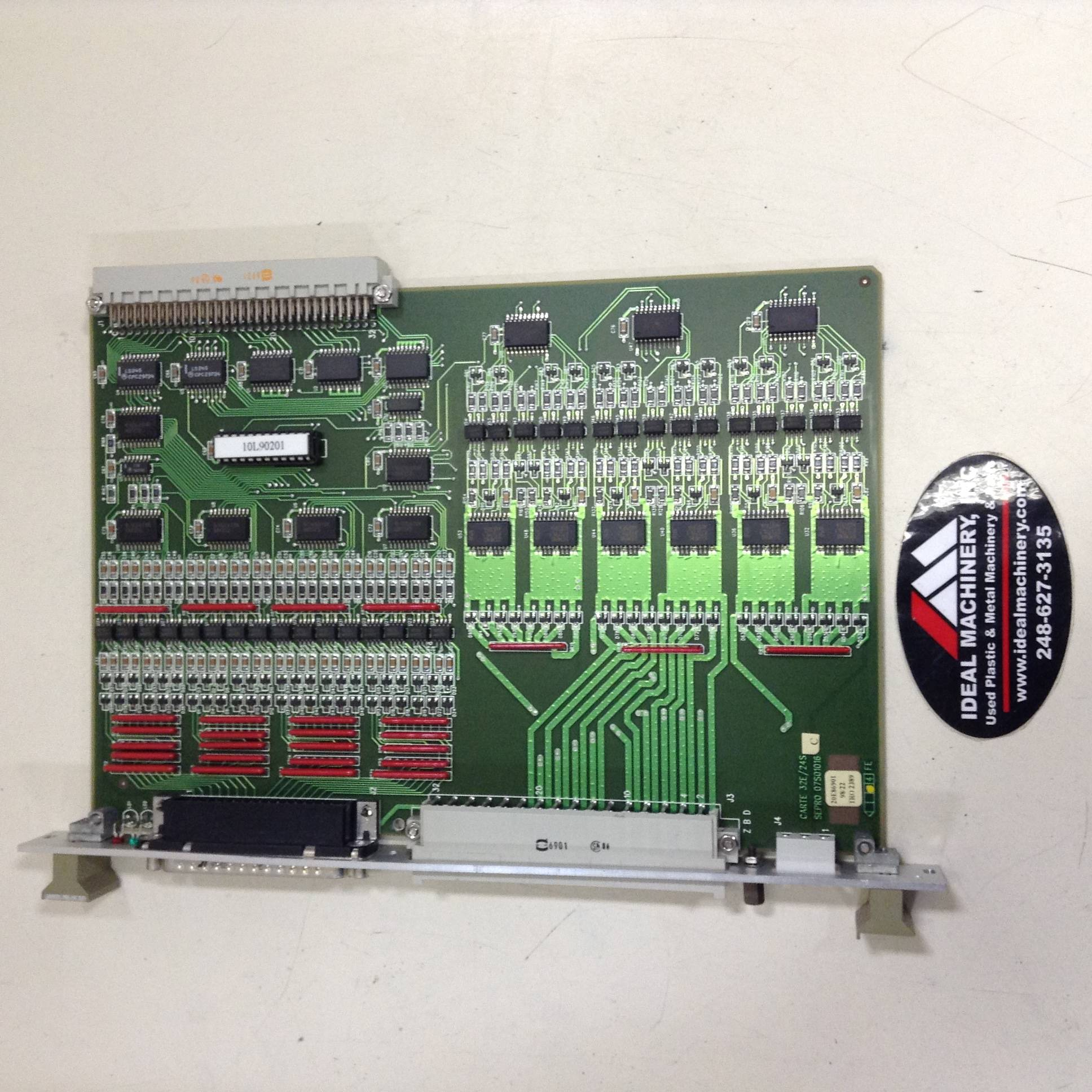 Sepro Robotique Circuit Board 20e86901 Used 82471 Ebay Home Panavise Large Holder Image Gallery Click To View Larger
