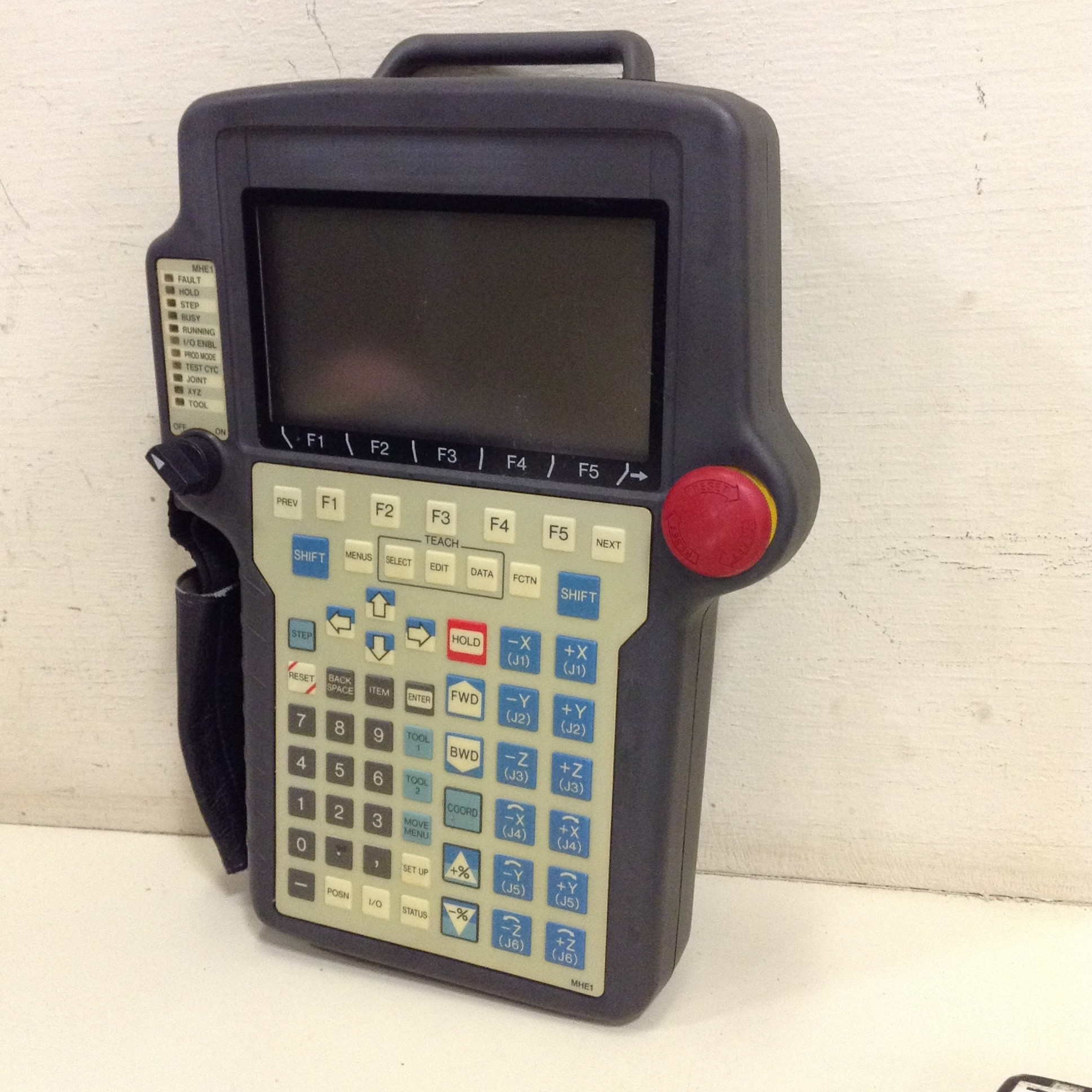 Details about Fanuc Teach Pendant A05B-2301-C300 Used #84002