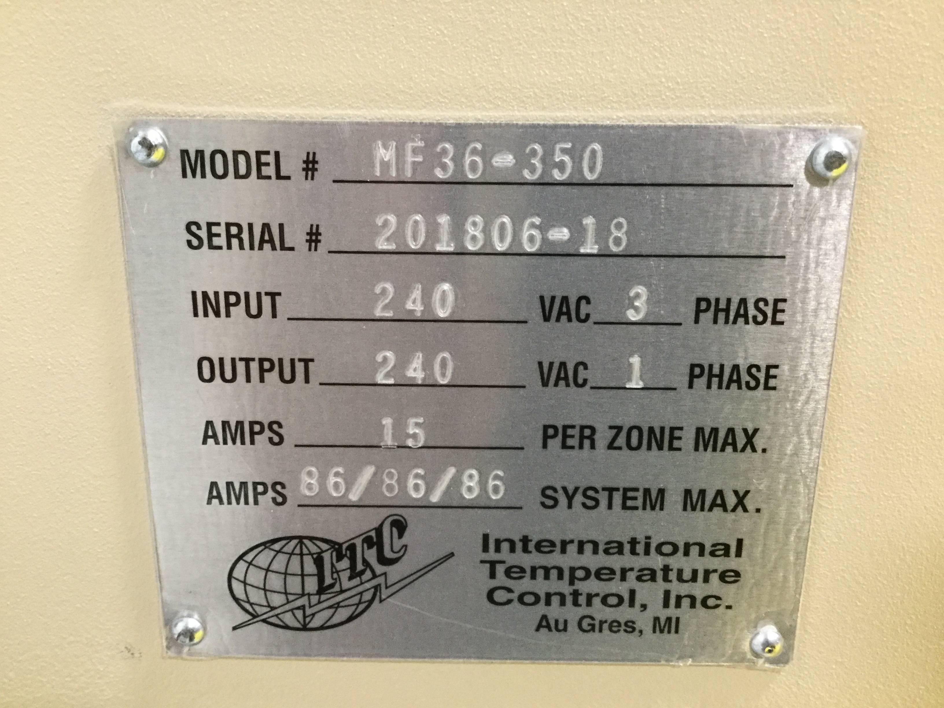 Ideal Machinery IM-MF36-350-72GTP