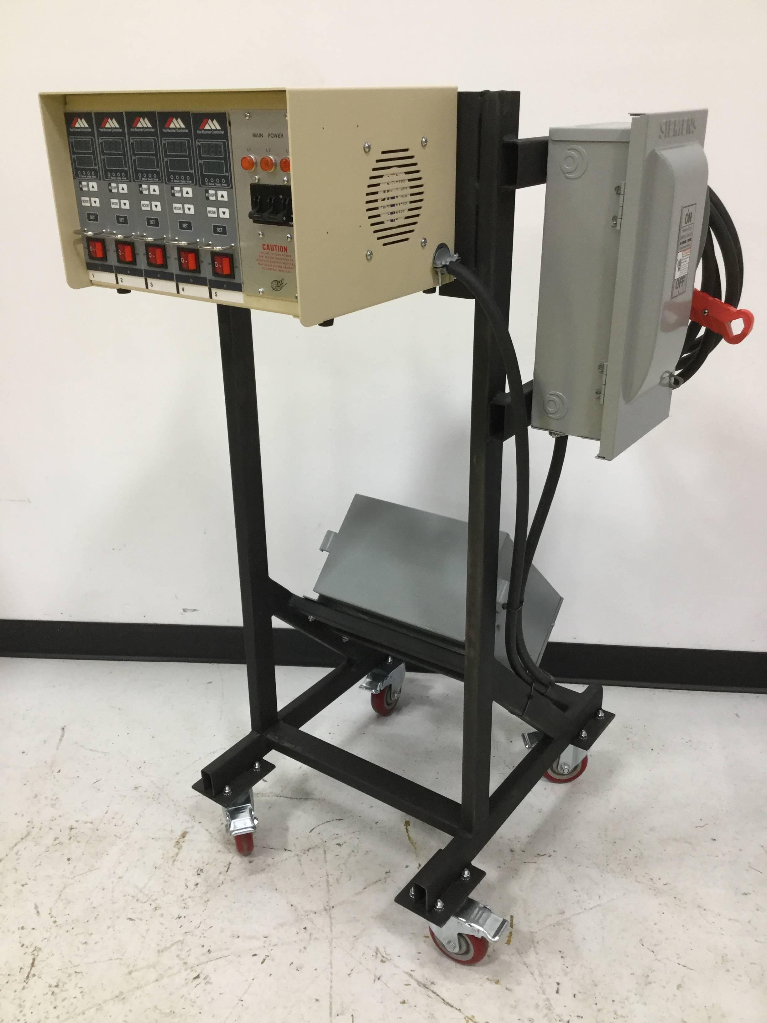 Ideal Machinery IM-MF5-150-BTP