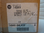 Allen Bradley 1494V-DHL633 Ser A