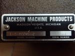 Jackson Machine Products T-8-8CCWS-C