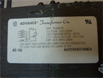 Advance Ballast 71A3572-001