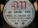 3h AA120M230H-ATS
