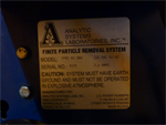 Analytic Systems Laboratories FPRS 40 ABH 2