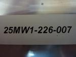 A & N Corporation 25MW1-226-007