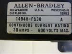 Allen Bradley 1494V-FS30 Ser A