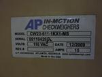Ap Dataweigh, Inc CW23-611-1KX1-MS