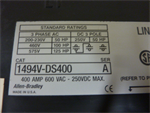 Allen Bradley 1494V-DS400 Ser A