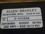Allen Bradley 1494F-NF100 Ser A