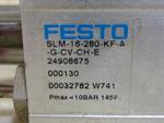 Festo SLM-16-280-KF-A-G-CV-CH-E