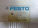 Festo DRQD-20-180-PPVJ-A-AL-FW