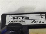 Allen Bradley 1494F-D100 Ser A