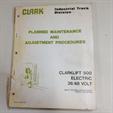 Clark Equipment PMA 383