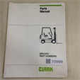 Clark Equipment Manual999