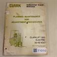Clark Equipment PMA 418