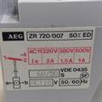 Aeg ZR 720/007