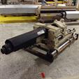 Cincinnati Milacron Injection Unit662