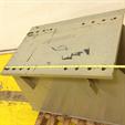 Metal Fabricator Robot Base109