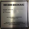Van Dorn Demag Gate948