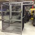 Metal Fabricator Robot_Cage647