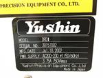 Yushin Precision Equipment DRDIII