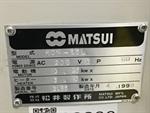 Matsui MCN-15L-93233