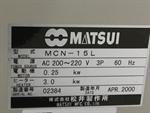 Matsui MCN-15L-93235