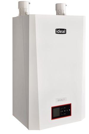 Image of an exalt combi boiler