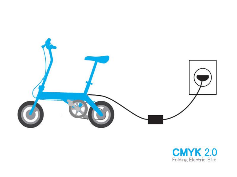CMYK 2.0 Bicicleta