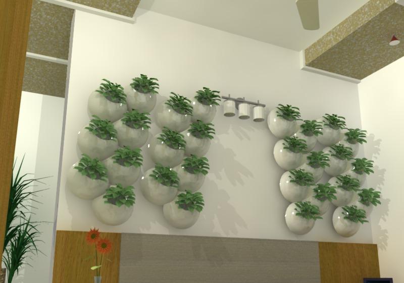 Proyecto ecoveco ideame for Diseno de muros verdes