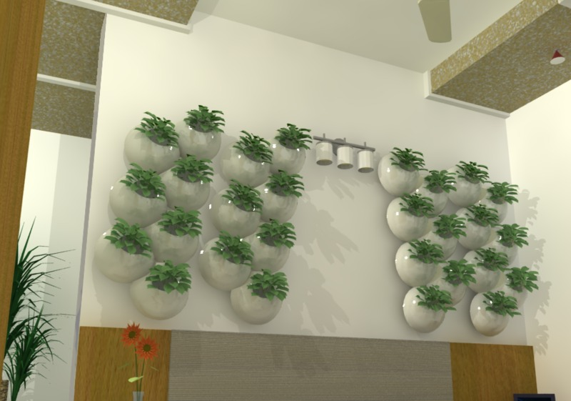 Proyecto ecoveco ideame for Materiales para un muro verde