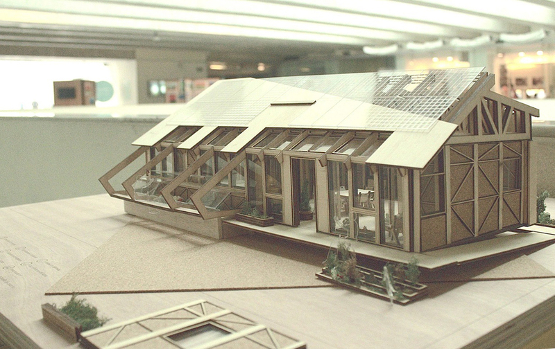 Rukantu vivienda sustentable ideame for Proyectos de casas ecologicas