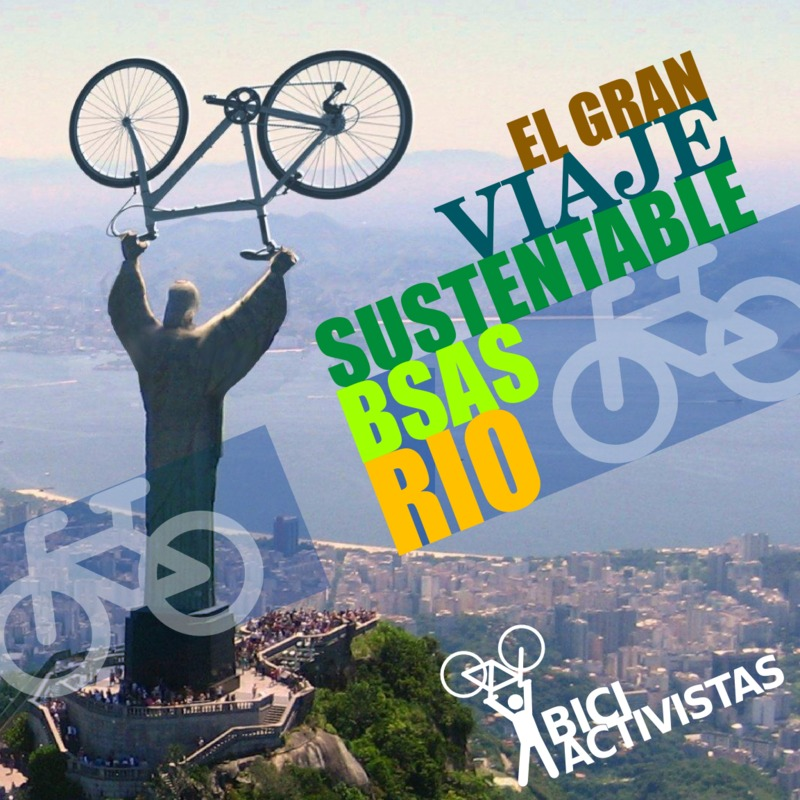 The Great Bike Trip - Ba-Rio!