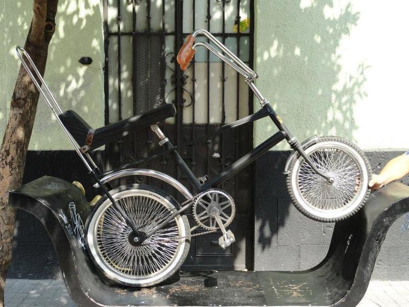 Enchúlame la Bici