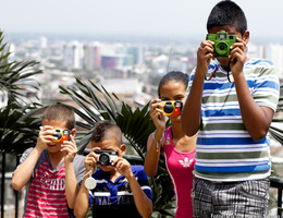 Photography for Youths' Rights