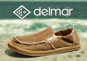 Delmar, really comfy sandals