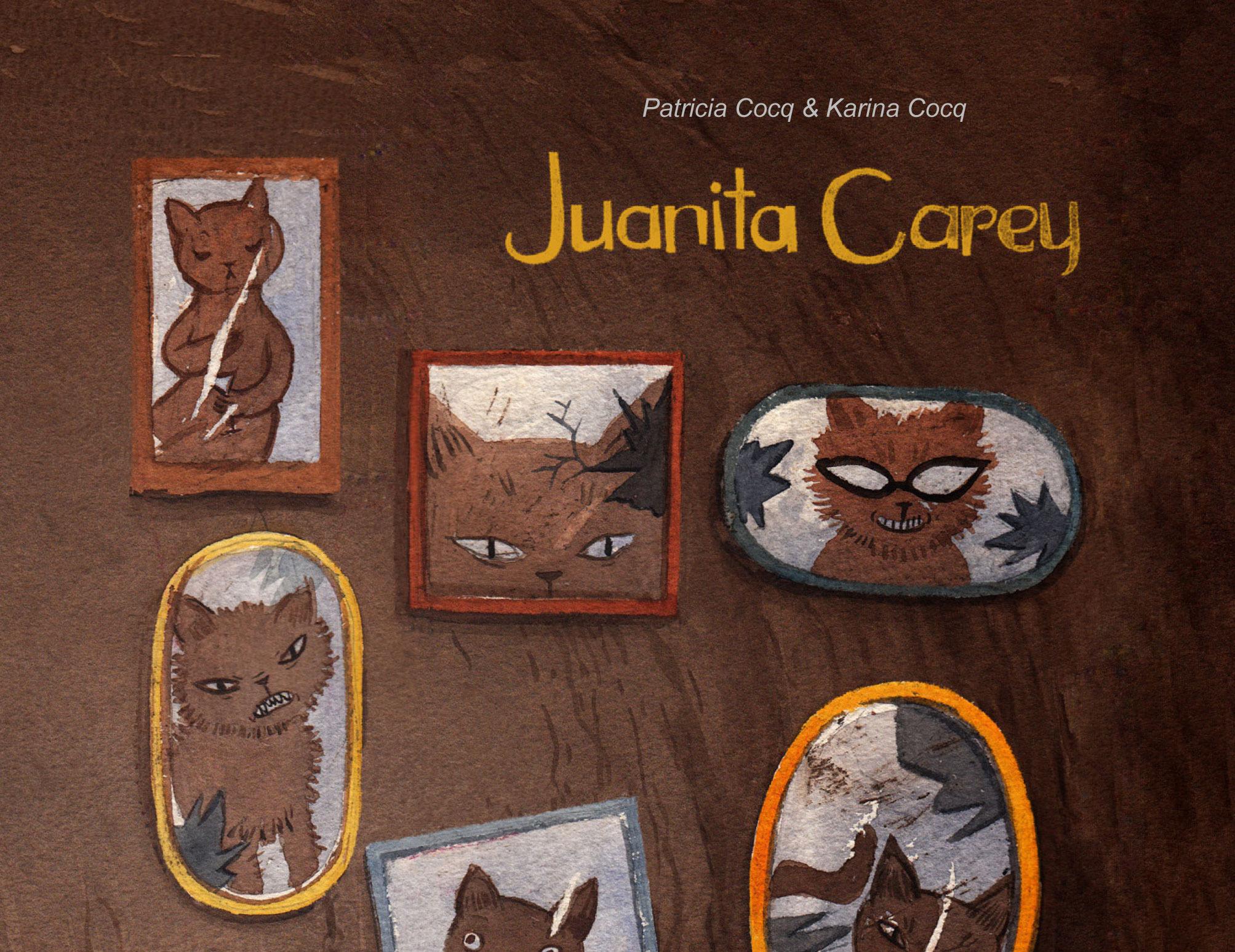¡Publiquemos Juanita Carey!