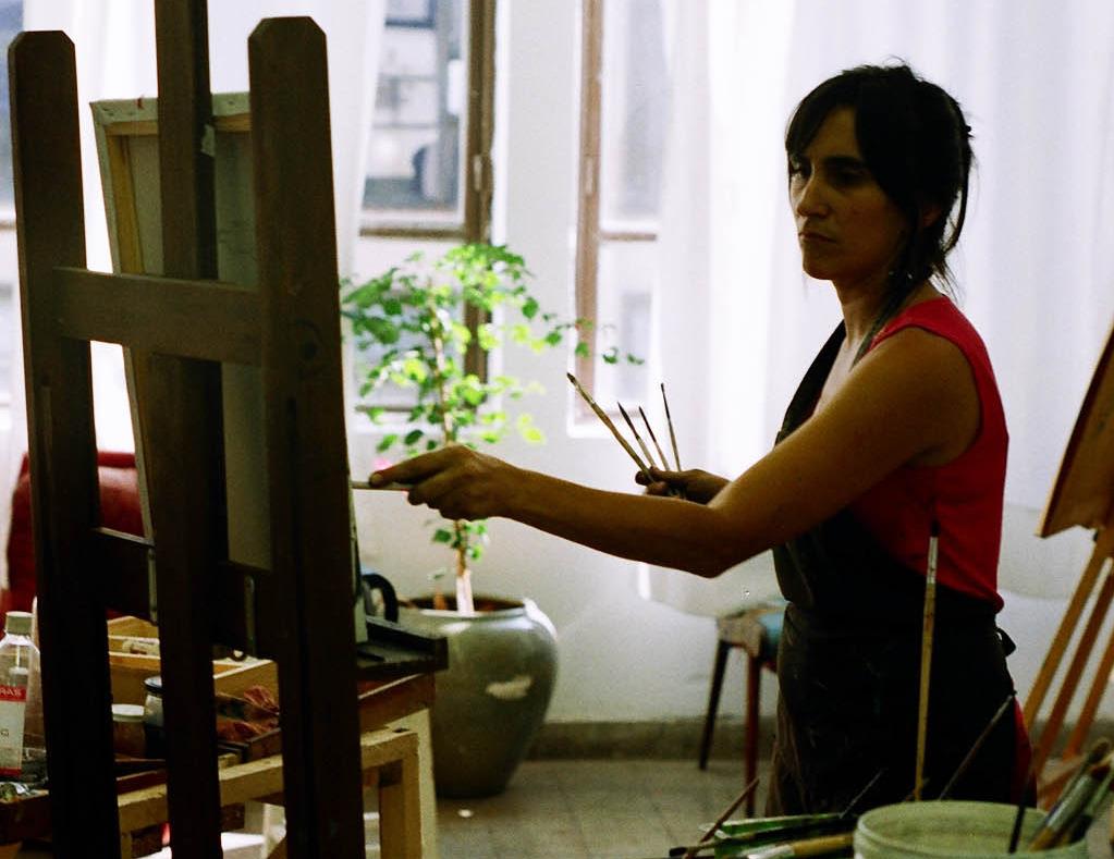 Paula Cecchi Dibujos Pinturas