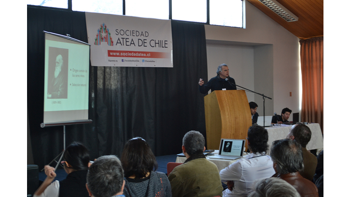 3er Congreso Ateo de Chile