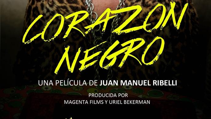Corazón Negro, la película.