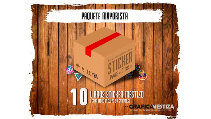 Sticker Mestizo
