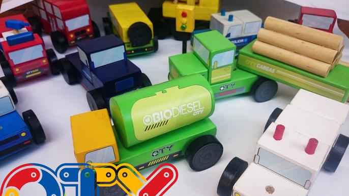 OTY juguetes de madera