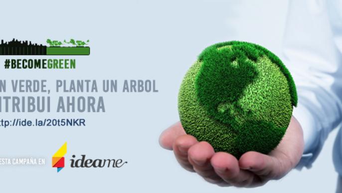 Convertite en donador verde!