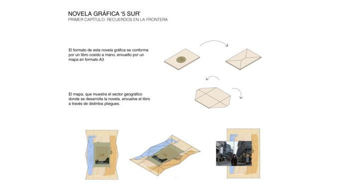 Novela gráfica 5 Sur