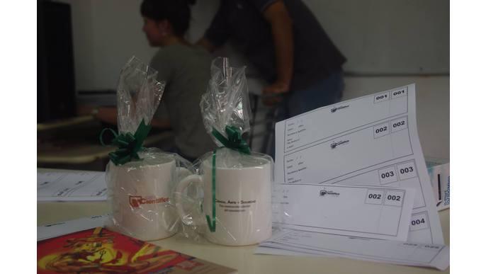Café Científico Posadas 2016